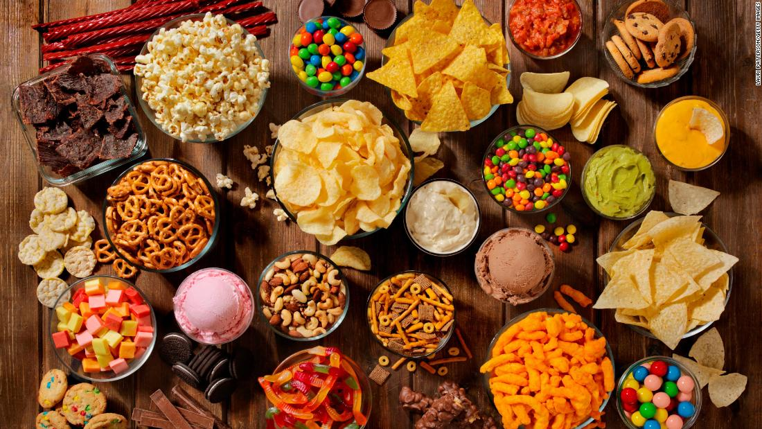 8 most addictive foods