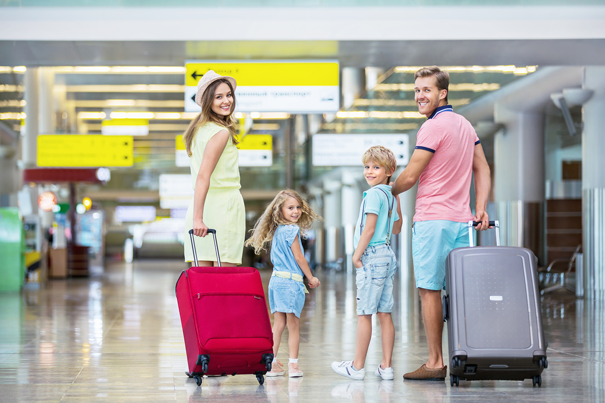 Top 5 Places to Travel with Kids