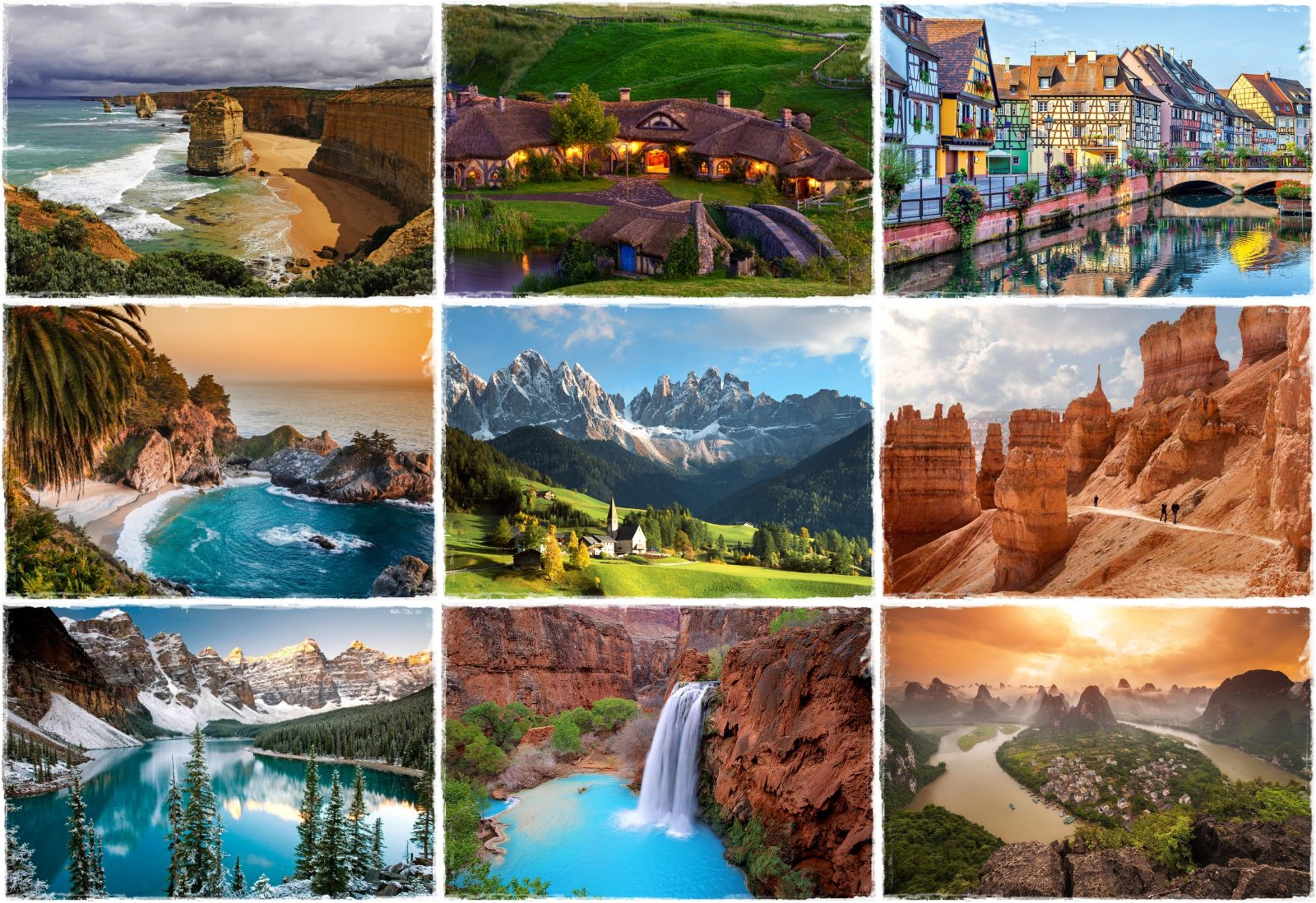 TOP 10 MOST INSTAGRAMMABLE PLACES IN THE WORLD 2021 by Big 7 Travel